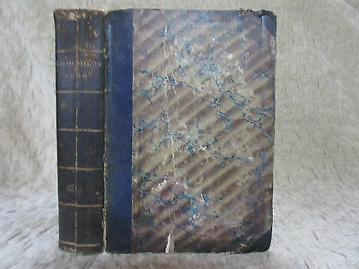 Antique Book 1866 Good Words Edited by Norman MacLeod Illustrated
