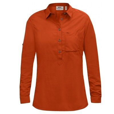 Fjällräven High Coast Shirt Women flame orange