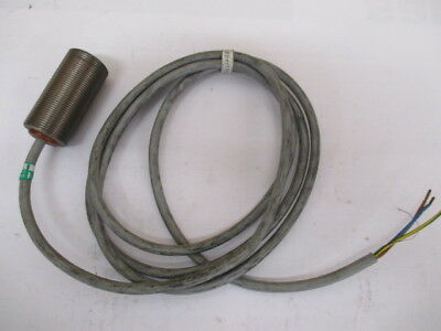 PEPPERL & FUCHS NBB10-30GM60-WS Proximity Sensor - Used Condition