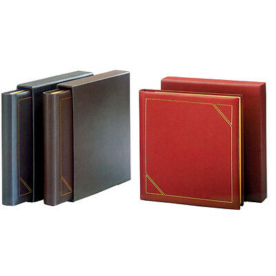 SAFE Ringbinder favorite from leather with Cassette NEW