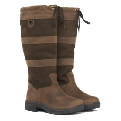 New Dublin Tall River II Boots - Chocolate - Various Sizes