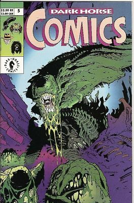 Dark Horse Comics #5 (Aliens,predator) 1992 (Nm-)