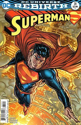 SUPERMAN #31 VARIANT (DC 2017 1st Print) COMIC