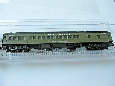 Micro-Trains #14200100 New Haven 12-1  Heavyweight Sleeper Car N-Scale