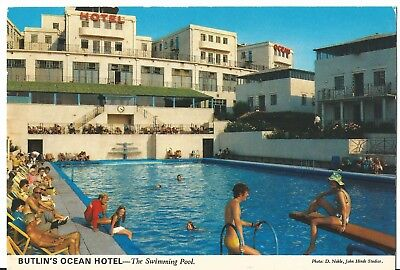 Butlins Ocean Hotel Saltdean Brighton The Ballroom Pn643 Pc Picclick Uk