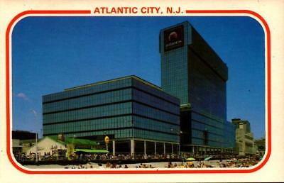 Postcard Atlantic City New Jersey Atlantis Hotel and Casino