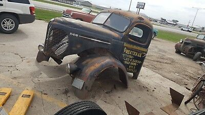 1940 Reo G80  1940 REO pickup cab hot rod ratrod project Chevrolet