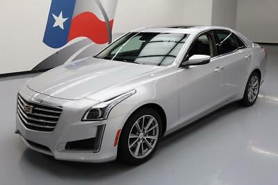 2017 Cadillac CTS  2017 CADILLAC CTS 3.6L LUX CLIMATE SEATS PANO ROOF NAV  #141062 Texas Direct