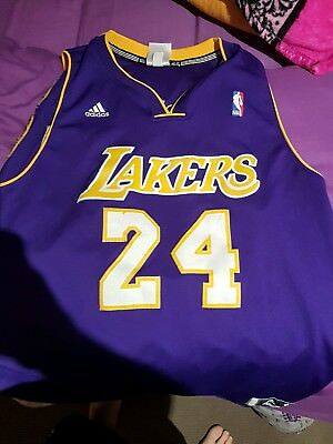 NBA Koby Bryant LA Lakers Jersey