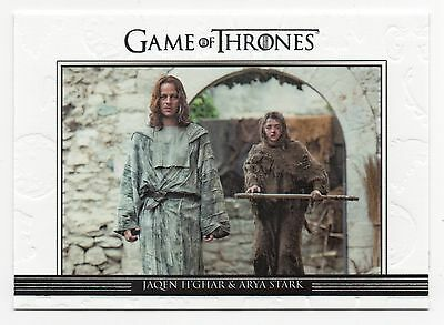 Game of Thrones Season 6 (2017) Relationships Trading Card Insert DL35