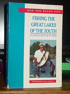 Fishing the Great Lakes of the South: Angler's Guide to the TVA System