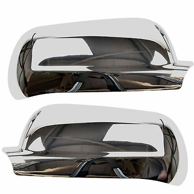 Chrome wing mirror cover caps fits VW Golf mk4 97-03