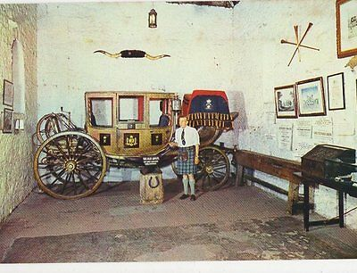 Gretna Hall Blacksmiths Shop 1971 Postcard 0810