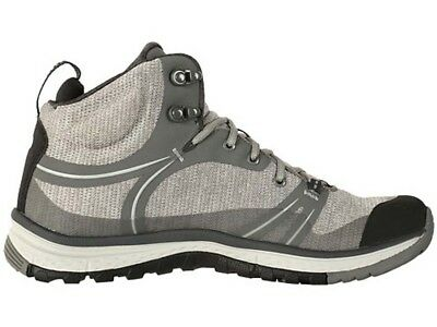 KEEN Terradora Mid Waterproof Womens Hiking Boots - Grey