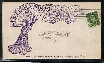 USA - Glass of Fashion - Delineator 1901 (562889)