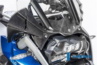 Ilmberger GLOSS Carbon Fibre Wind Protector Cockpit Trim BMW R1200GS LC 2017