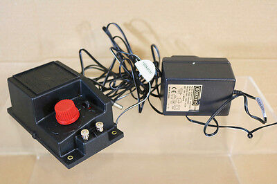HORNBY R965 CONTROLLER 240 VOLT 50HZ INPUT with 0-12V CONTROLLED OUTPUT ng