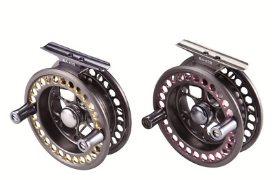 ** PRO MARINE 海将 KAISHO Black Bream Center Pin Reels color variation