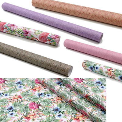 Scented Fragranced Floral Drawer Liners Cupboard Paper Perfumed Non-Adhesive