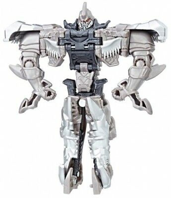 Transformers: The Last Knight 1-Step Turbo Changer Grimlock Kids Playset