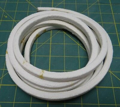 9 Feet Square Braided Teflon Rope 3/8""