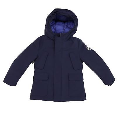 Save the Duck Artic Bambino P4318BCOPY5 Blue Giubbotto Autunno/Inverno