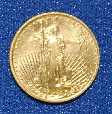 1997 5$ 1/10 oz Gold Coin American Eagle