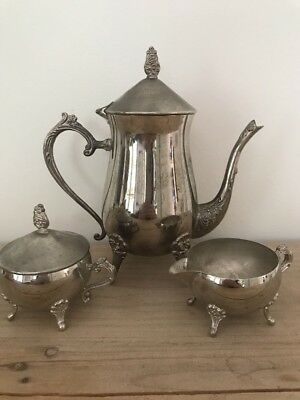 Silver Plated Tea or Coffee Set