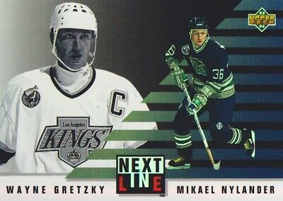 1993-94 Upper Deck Next In Line Hockey Cards Pick From List