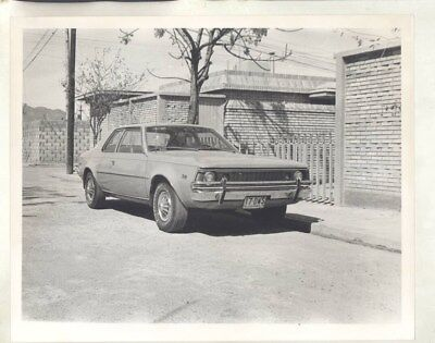 1970 Rambler Javelin in Mexico ORIGINAL Photograph wy5626