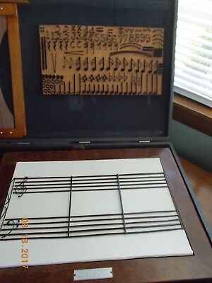 The Notation Graph (Musical Notation Teaching Aid for the Blind), Inventor Beetz