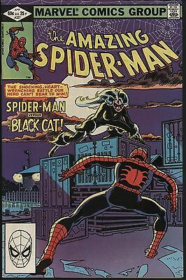 Amazing Spider-Man #227 Black Cat! Nm 9.4 Great Page Quality Comic