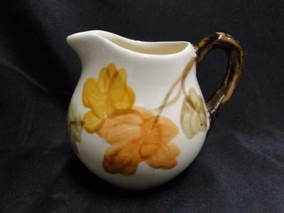 Franciscan (USA) October, Fall Leaves: Creamer Pitcher (s) 4 1/8""