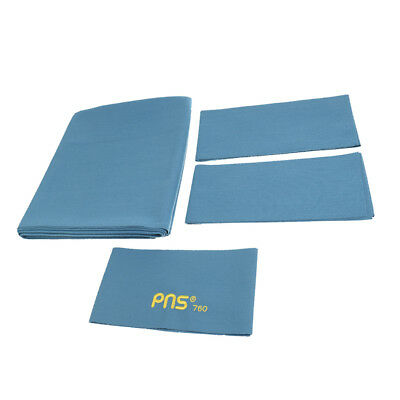 PNS760 Worsted Wool Snooker Pool Table Cloth for 9ft Table - Light Blue