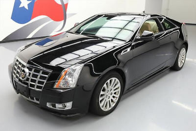 2014 Cadillac CTS Premium Coupe 2-Door 2014 CADILLAC CTS4 3.6 PREM COUPE AWD SUNROOF NAV 29K #188900 Texas Direct Auto
