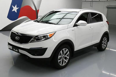 2014 Kia Sportage LX Sport Utility 4-Door 2014 KIA SPORTAGE LX AWD BLUETOOTH REAR CAM ALLOYS 28K #612976 Texas Direct Auto