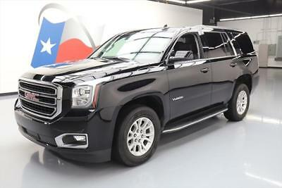 2016 GMC Yukon SLT Sport Utility 4-Door 2016 GMC YUKON SLT CLIMATE LEATHER NAV REAR CAM 32K MI #445007 Texas Direct Auto