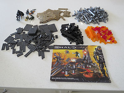 Mega Halo - Cauldron Clash 97118 - Complete With Instructions