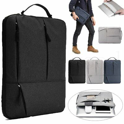 "Laptop Sleeve Case Carry Bag For 13"" 15"" Macbook Air/Pro Lenovo Dell HP ASUS AU"
