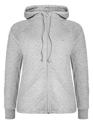 Rohnisch Sweater Hoodie with Quilted Finish