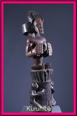 Chokwe Private Collection African Art Africain Arte Africana Afrikanische Kunst*