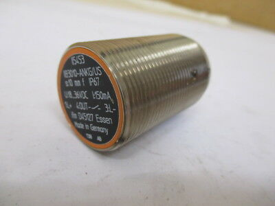 Efector II5453 Inductive Sensor IIB3010-ANKG/US - Very Good Condition