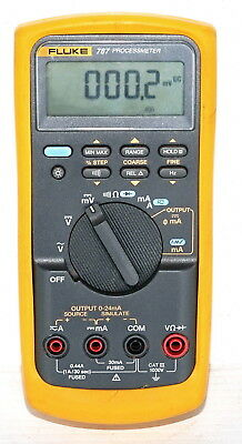 Fluke 787 Process Meter processmeter - tested