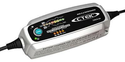 CTEK 56-959 MUS 4.3 TEST&CHARGE 12 Volt Fully Automatic Battery Charger Tester