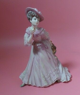 Wedgwood Figurine HARRIET Designed By Shirley Curzon