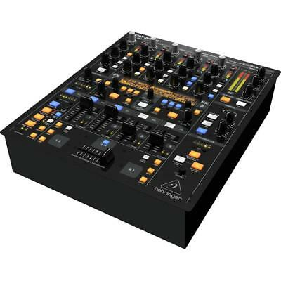 Table De Mixage 5 Canaux Ddm4000 Midi Dj Mixer Sampler Expander 9 Effets Mic In