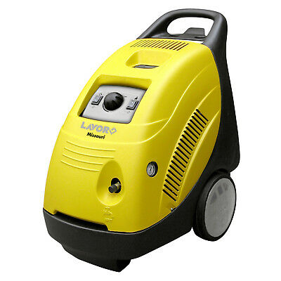 £11/WEEK on LEASE LAVOR MISSOURI HOT WATER PRESSURE WASHER - UK SPEC.