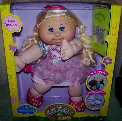 Cabbage Patch Kids for Adoptimals HOPE GINGER August 29th Doll New