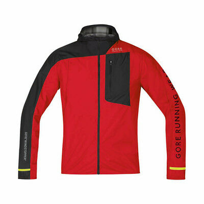 Gore Running Chaqueta Fusion Windstopper Active Shell Chaquetas