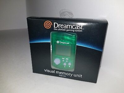 200    Green Authentic Vmu Visual Memory Cards Wholesale New